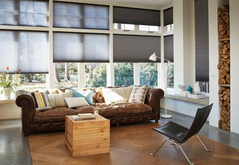 Cortinas Duette Living